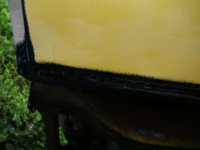 Rear rocker trim. P1000927