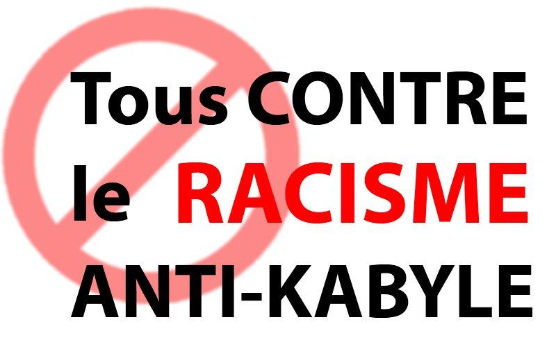 HALTE AU RACISME ANTI-KABYLE ! 413
