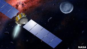 Cita de la NASA con un asteroide gigante 11071611