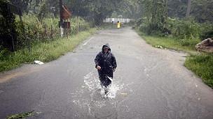 Irene podría convertirse en un gran huracán 11082211
