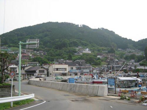 """""""Terremoto de la costa muy fuerte / réplica cerca de Ofunato, Japón 52855110"""