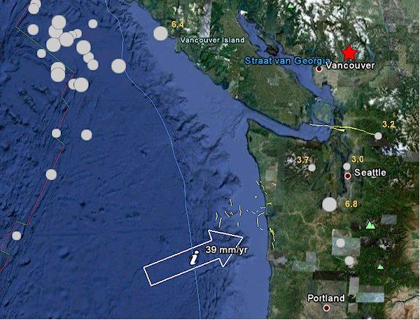 Área metropolitana de Vancouver recibe una llamada de atención para la preparación del terremoto Canada11