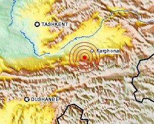 Comprensión de la mortal Uzbekistán / Kirguistán terremoto(De julio 19, 2011) Uzbek-11