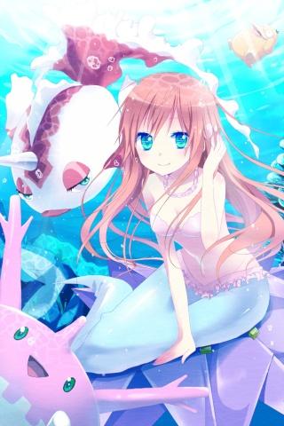 Mermaids RP App Anime-11