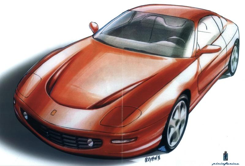 [Présentation] Le design par Ferrari - Page 4 Ferrar14