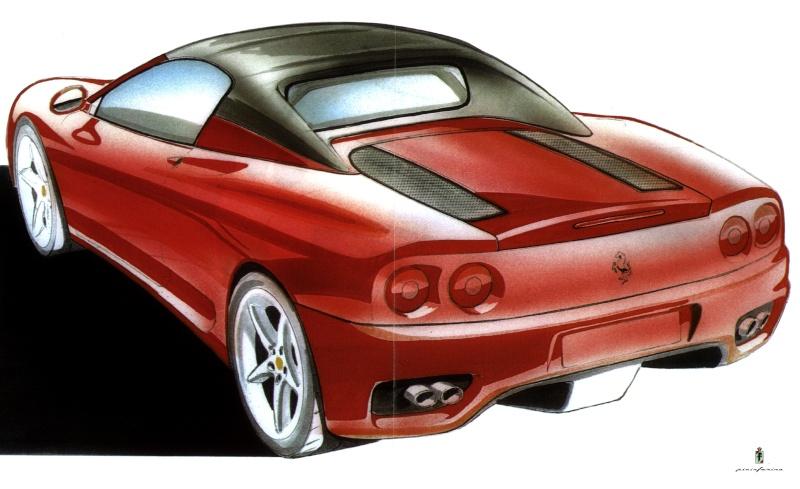 [Présentation] Le design par Ferrari - Page 4 Ferrar22