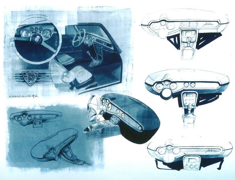[Présentation] Le design par Lancia - Page 2 Lancia10