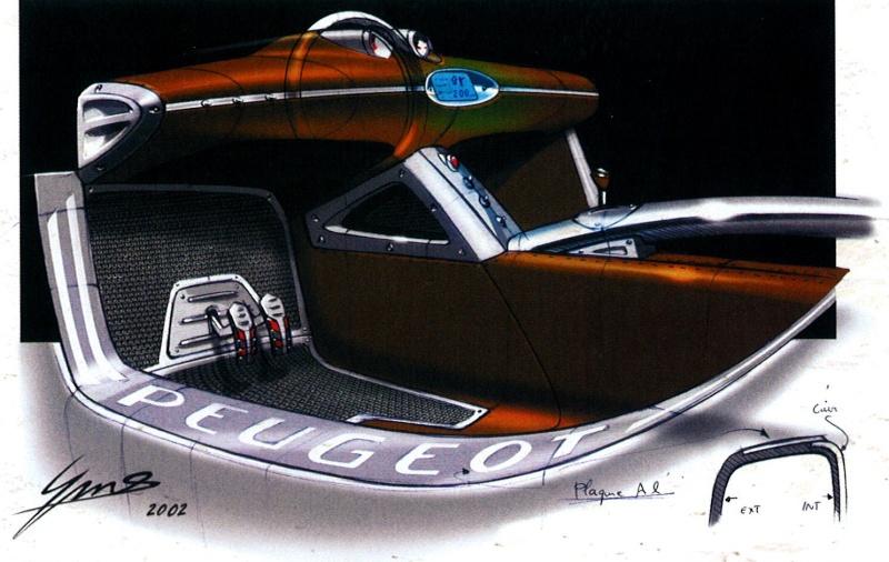 [Présentation] Le design par Peugeot - Page 9 Peugeo22
