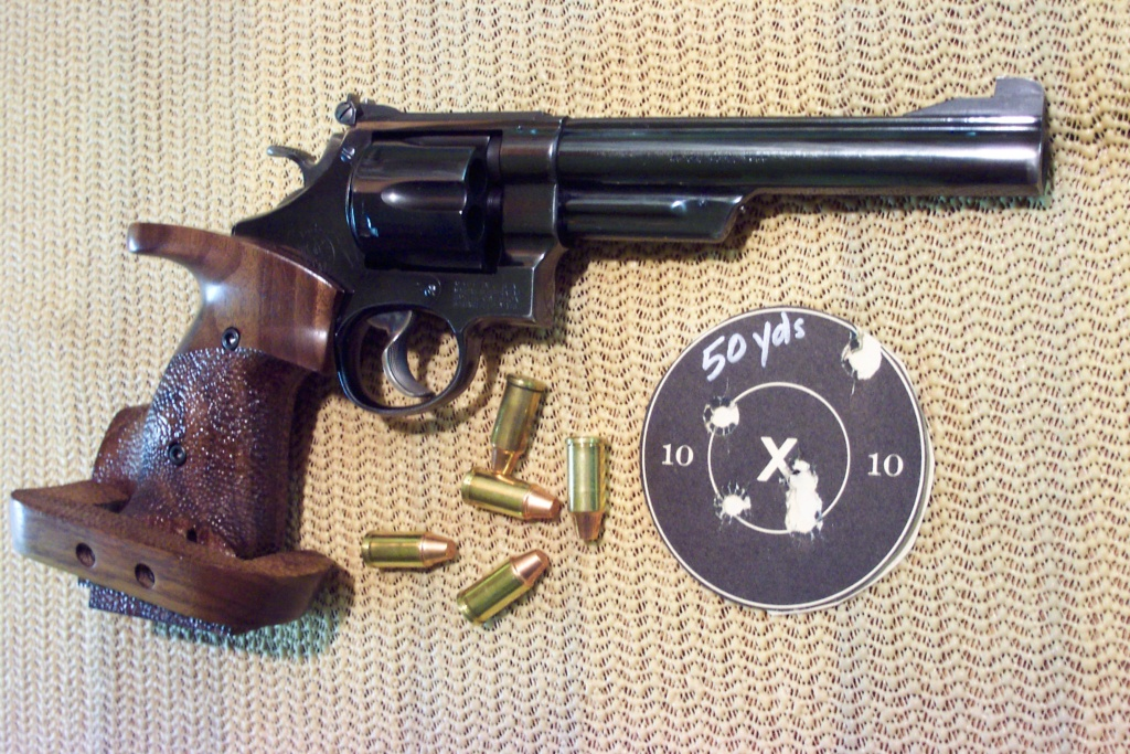 pros and cons of revolvers for bullseye shooting 45ar_s13