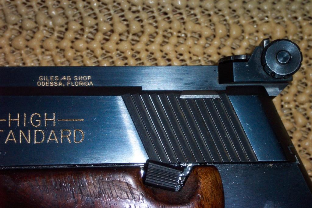 Giles bulleye pistols  Giles410