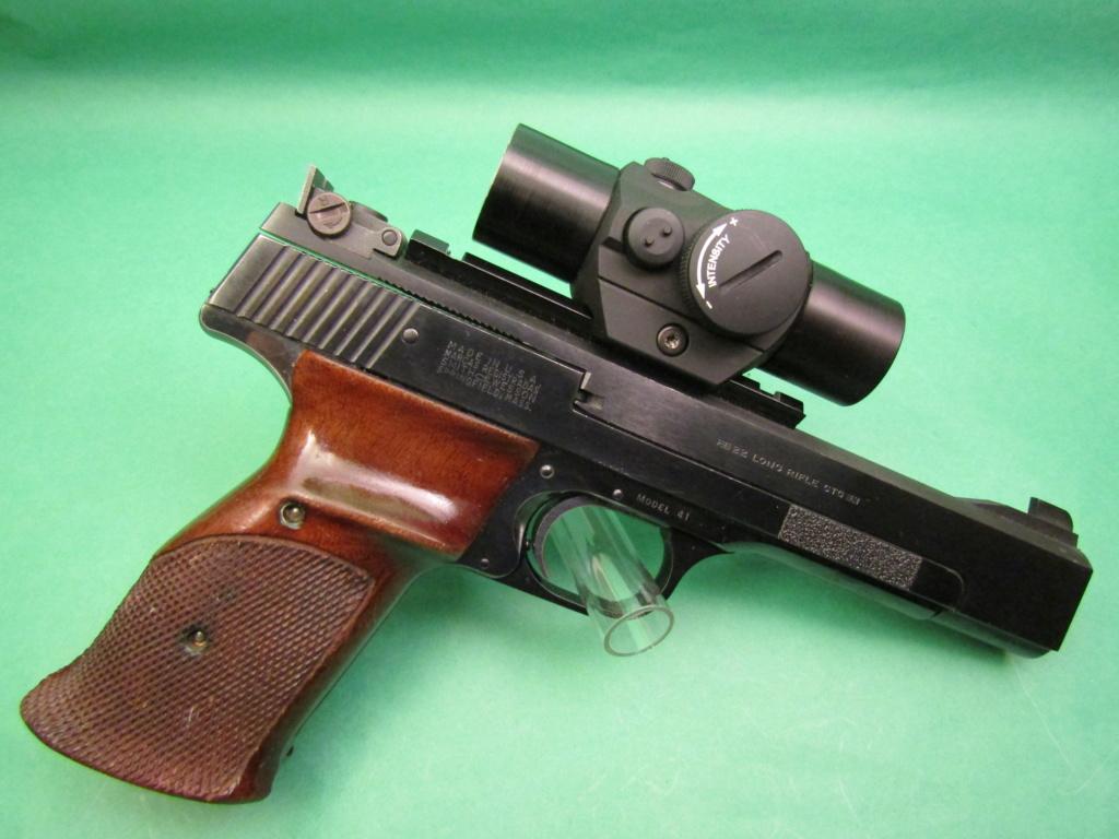 "S&W Model 41 - 5.5"" or 7"" Barrel Img_0014"