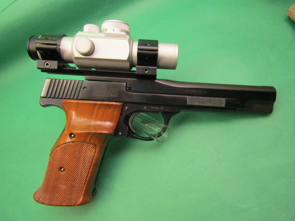 "S&W Model 41 - 5.5"" or 7"" Barrel Img_0015"