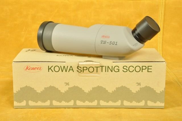 WTS Spotting Scope Kowa TS 501 Kowa_t10