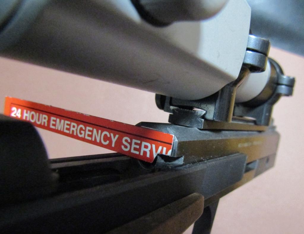"FS- New Mfg  ""X-Series""- High Standard Victor Type-Match Pistol Magnet10"