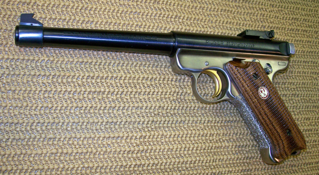 My Newbie Recommendation for a 22 Ruger217