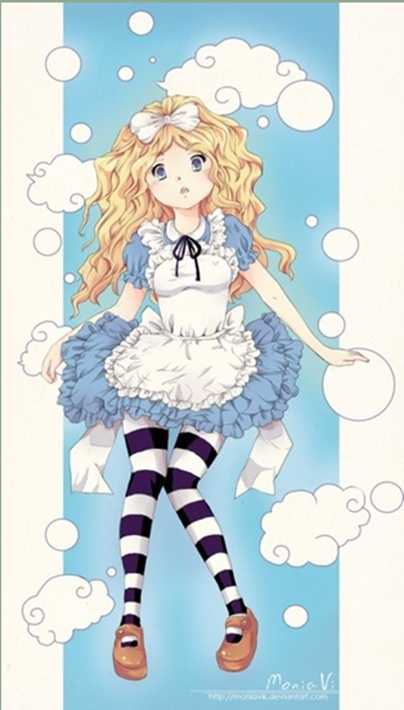 Fan-arts d'Alice  2710
