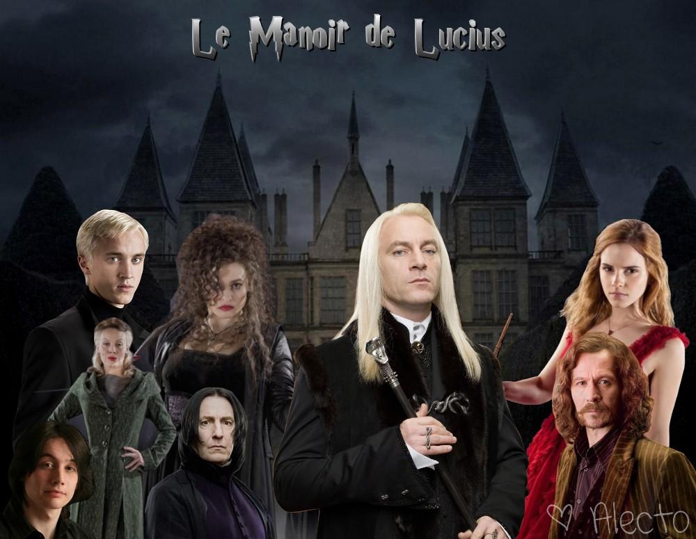 Le Manoir de Lucius