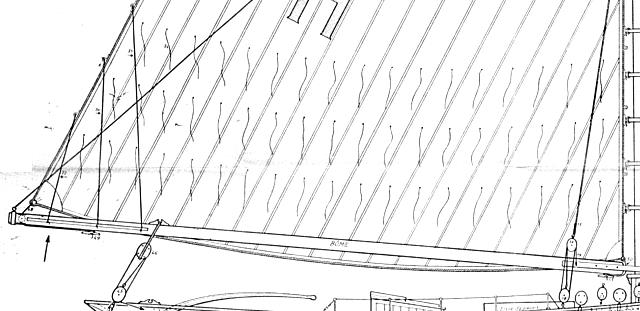 Cotre  de  contrebande 1780   (ex Camaret , 1/35e  kit  constructo  - Page 3 Bende_10