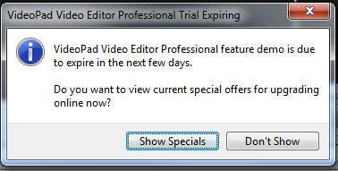 VideoPad Video Editor : premiers pas en montage vidéo Delme16