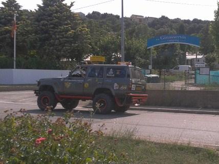 Sortie à Rosans au Domaine Les Montarines centre 4x4 et Equestre 2011-023
