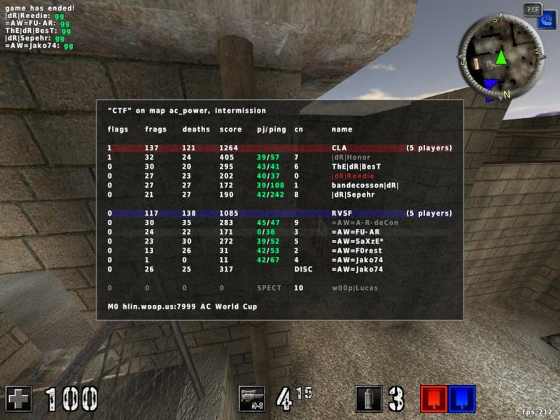 =AW= vs  dR   [0:2] 20110811