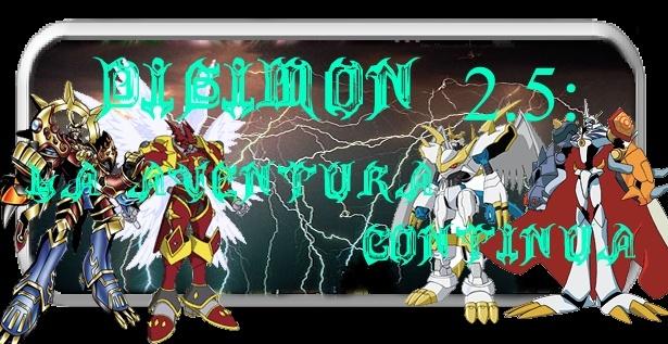 Aventura Digimon 2.5