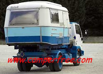 Campeggio alternativo Carava10