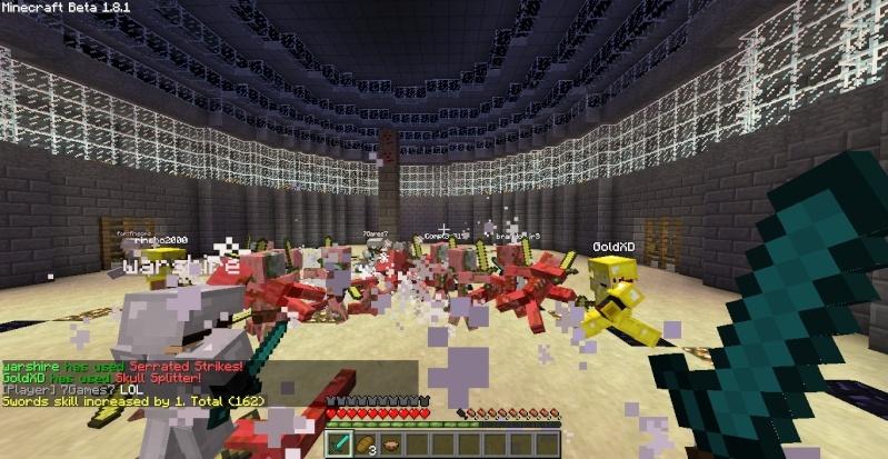 Mob Areana Team! 2011-127