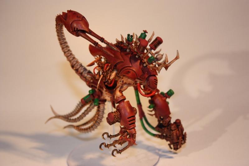My magma inspired Kabal Talos110