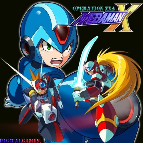 Megaman X Operation Zero (mobile) Megama10