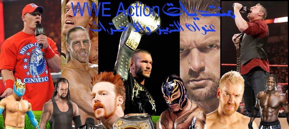 WWE Action