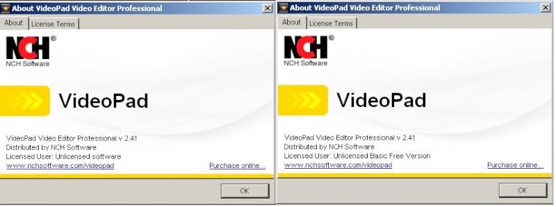 VideoPad Video Editor : premiers pas en montage vidéo Sans_t12
