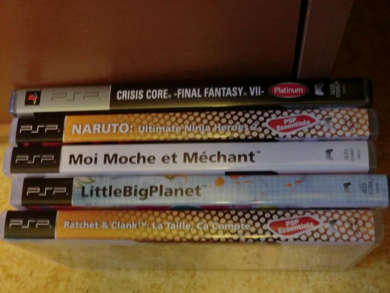 Votre collection d'objet personnel ( Manga, jeux, etc ... ). Cimg0113