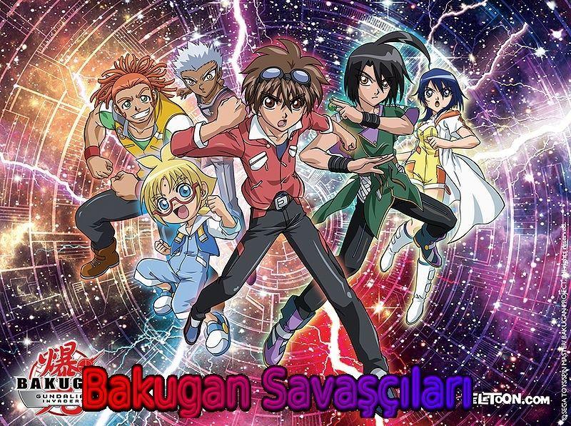 Bakugan Savaşçıları