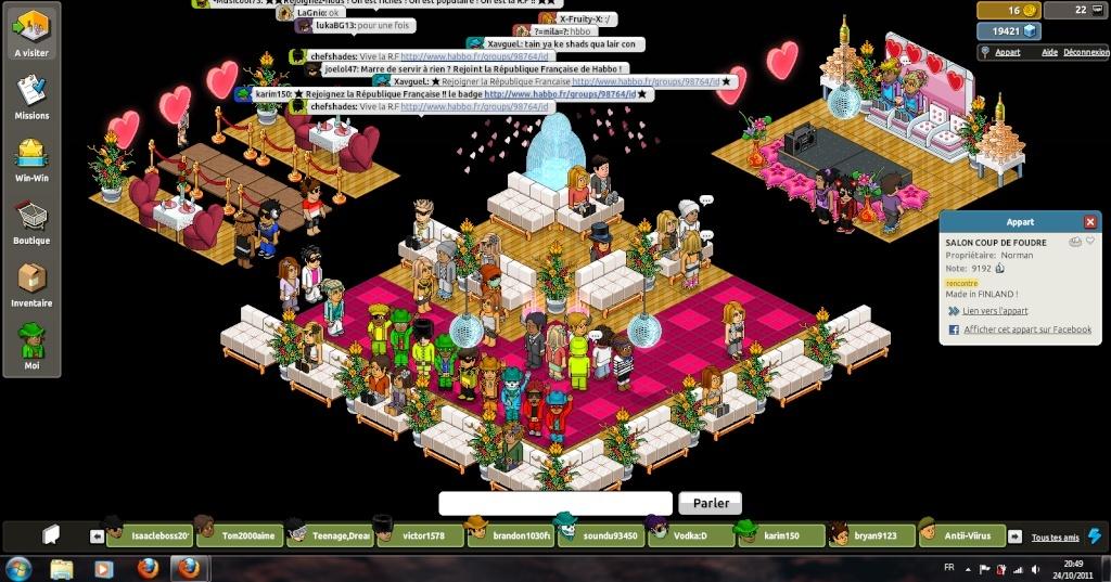 [ Karim150 - .:SuperZeus:. ] Manifestation au salon du coup de foudre G10