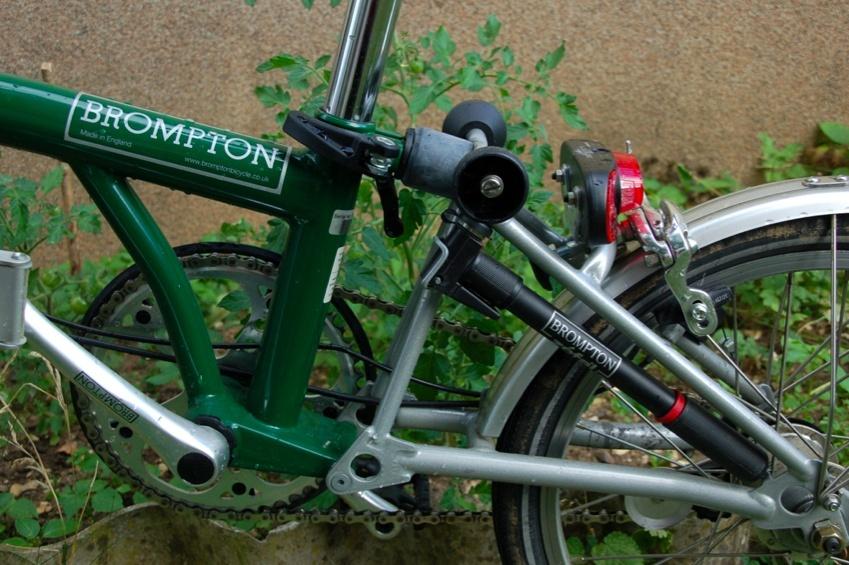 [VENDU] Brompton M3L vert à vendre 710 euros négociable M3l_210