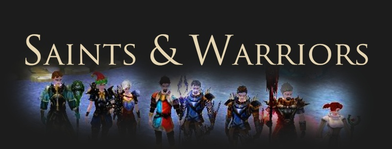Saints And Warriors
