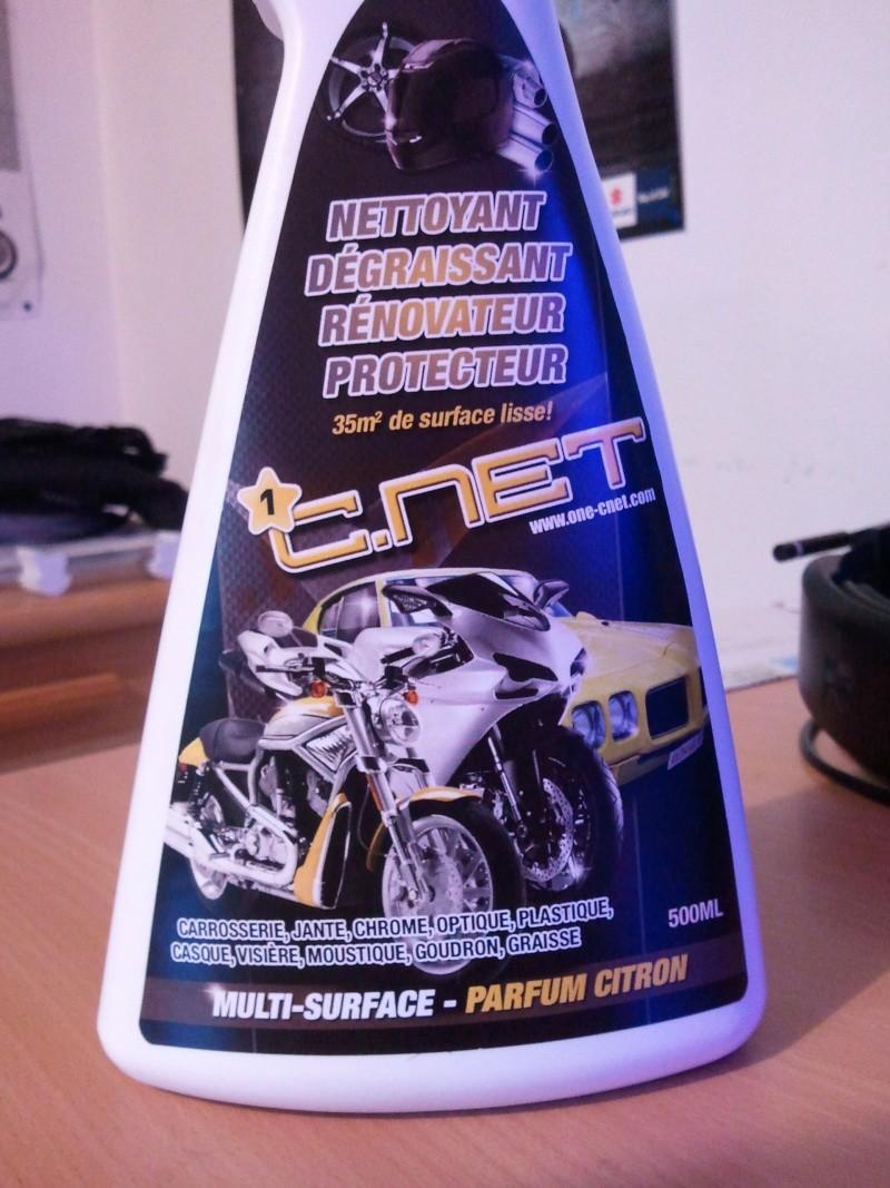 Nettoyage de votre moto : Les fréquences et produits. - Page 5 20120411