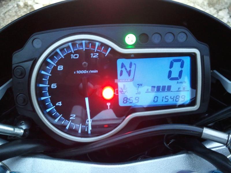 Top 10 des kilométrages (Page 1) 20120430