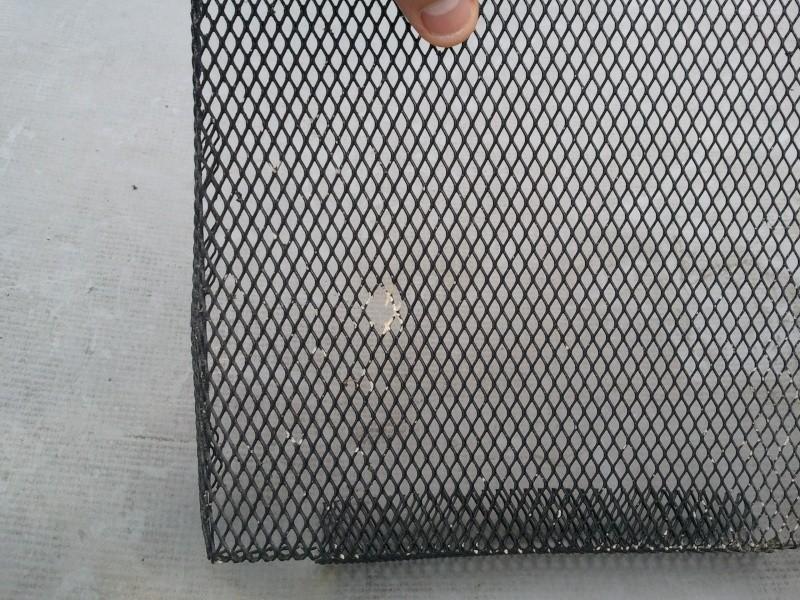 retour d'expérience caillou versus radiateur C1/R0 20120611