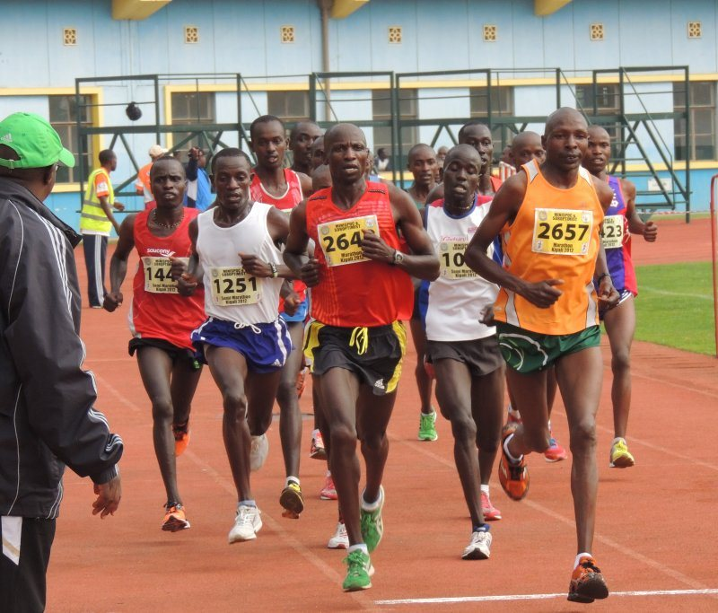 La 8è édition du Marathon International de la Paix [8th International Peace Marathon]—Kigali, Rwanda (27/05/2012) Kigali14
