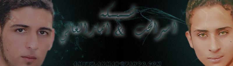أمـــيـــــــــر ألــــحــــــــــــــــب