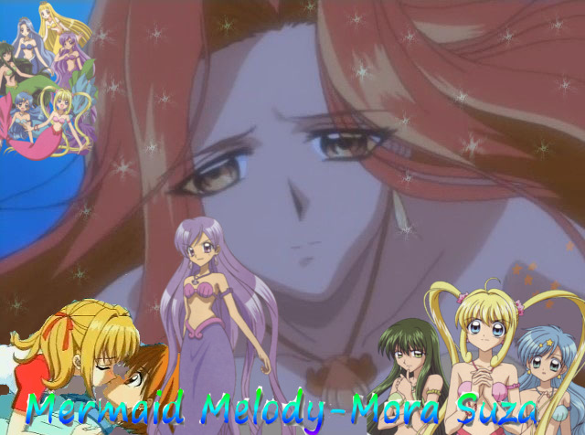 Mermaid Melody-Mora Suza