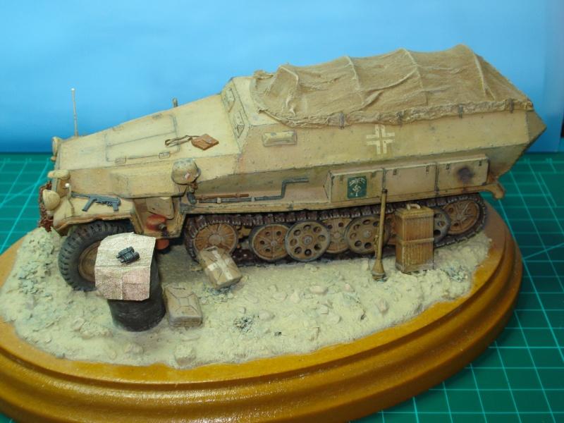 SdKfz 251 ausf C DAK Dsc03938