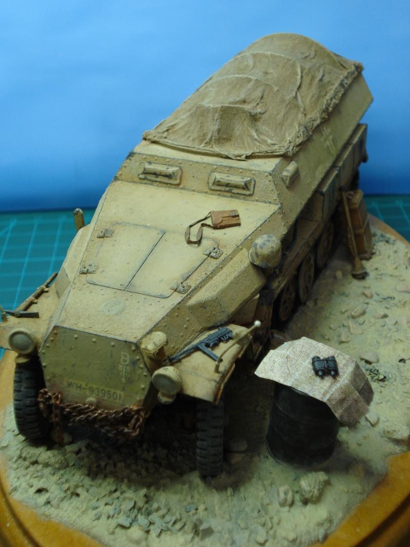 SdKfz 251 ausf C DAK Dsc03939