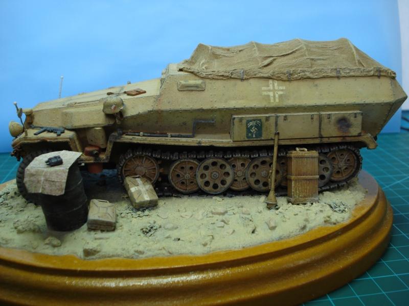 SdKfz 251 ausf C DAK Dsc03941