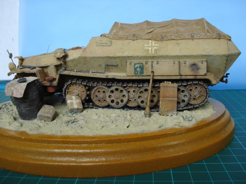 SdKfz 251 ausf C DAK Dsc03942