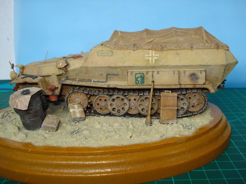 SdKfz 251 ausf C DAK Dsc03943