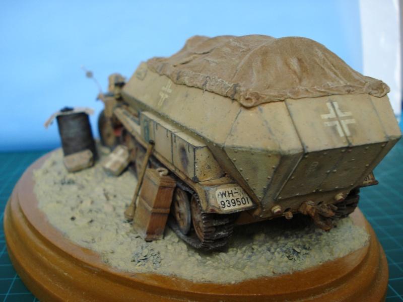 SdKfz 251 ausf C DAK Dsc03945