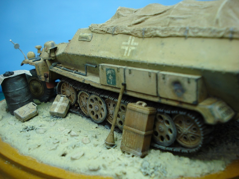 SdKfz 251 ausf C DAK Dsc03948
